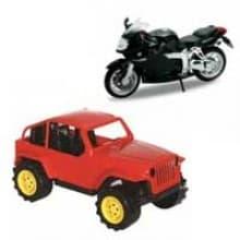 Mașinuțe și motociclete