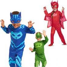 Măști și costume petreceri copii