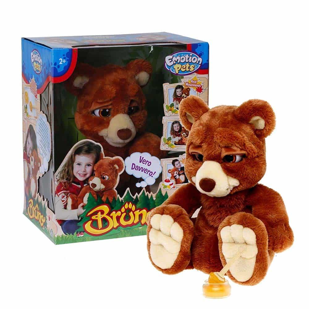 Emotion Pets BRUNO ursulețul din pluș interactiv