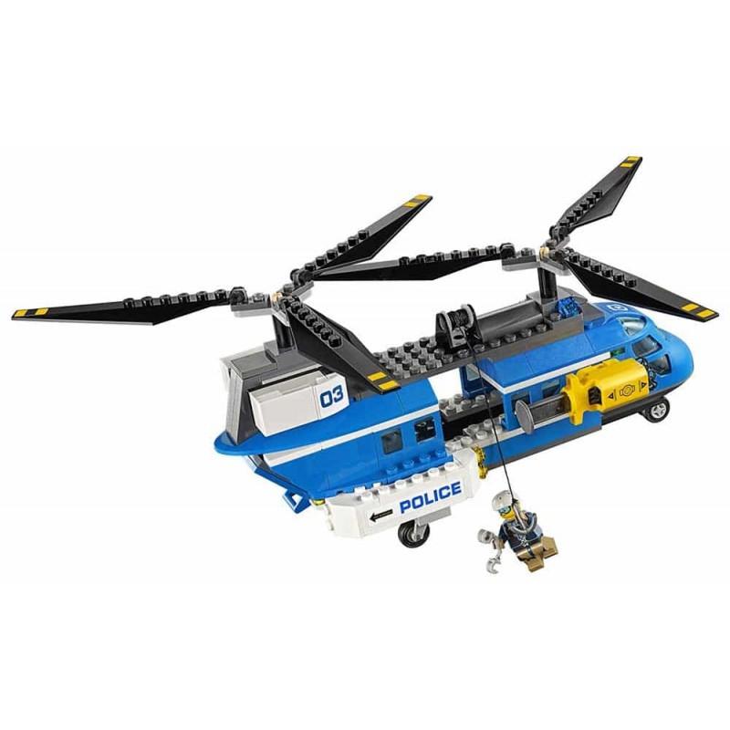 LEGO® City Arest pe munte 60173