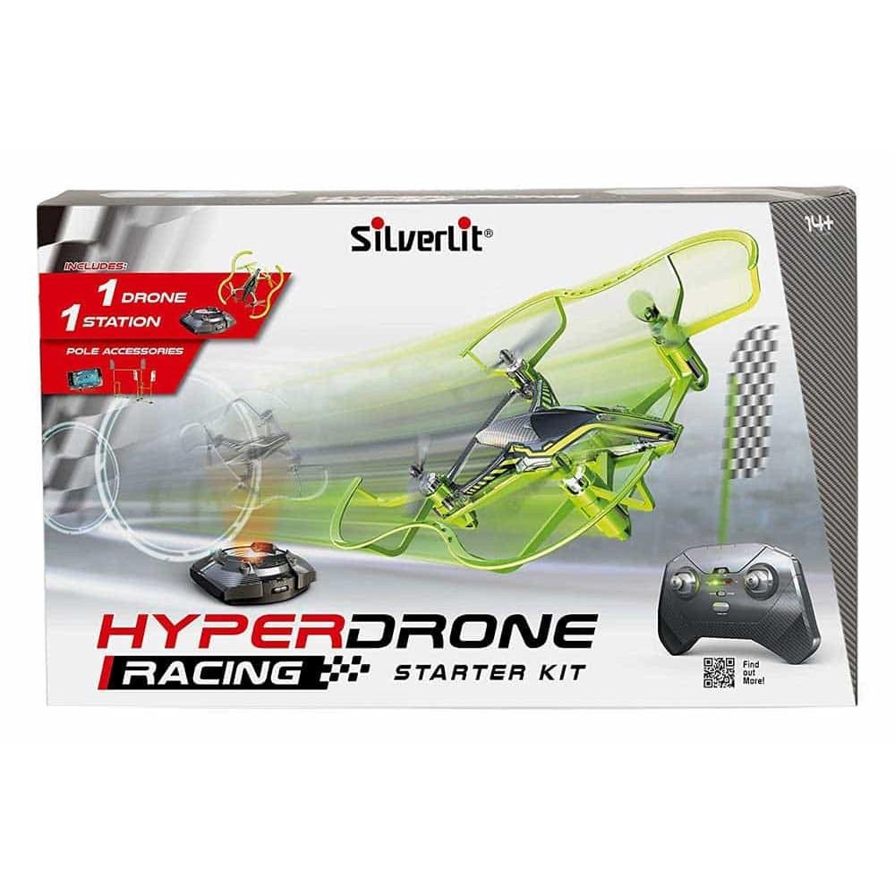 SILVERLIT HyperDrone Racing Starter kit 84769 kit pentru începători