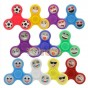 Fidget hand spinner jucărie anti-stres Emoticon multicolor