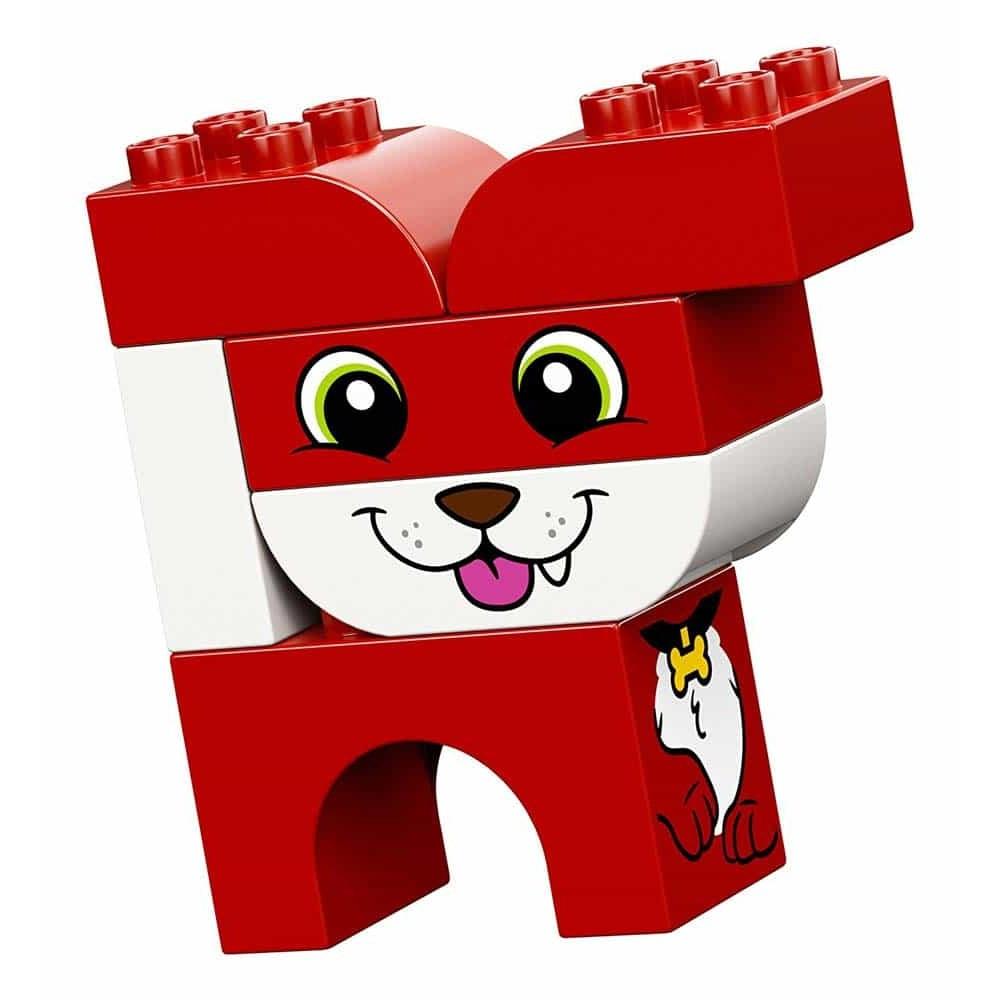 LEGO® DUPLO Primele mele animăluțe 10858