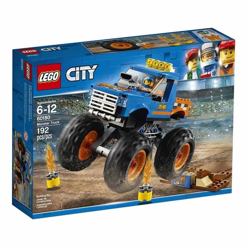 LEGO® City Camion gigant 60180
