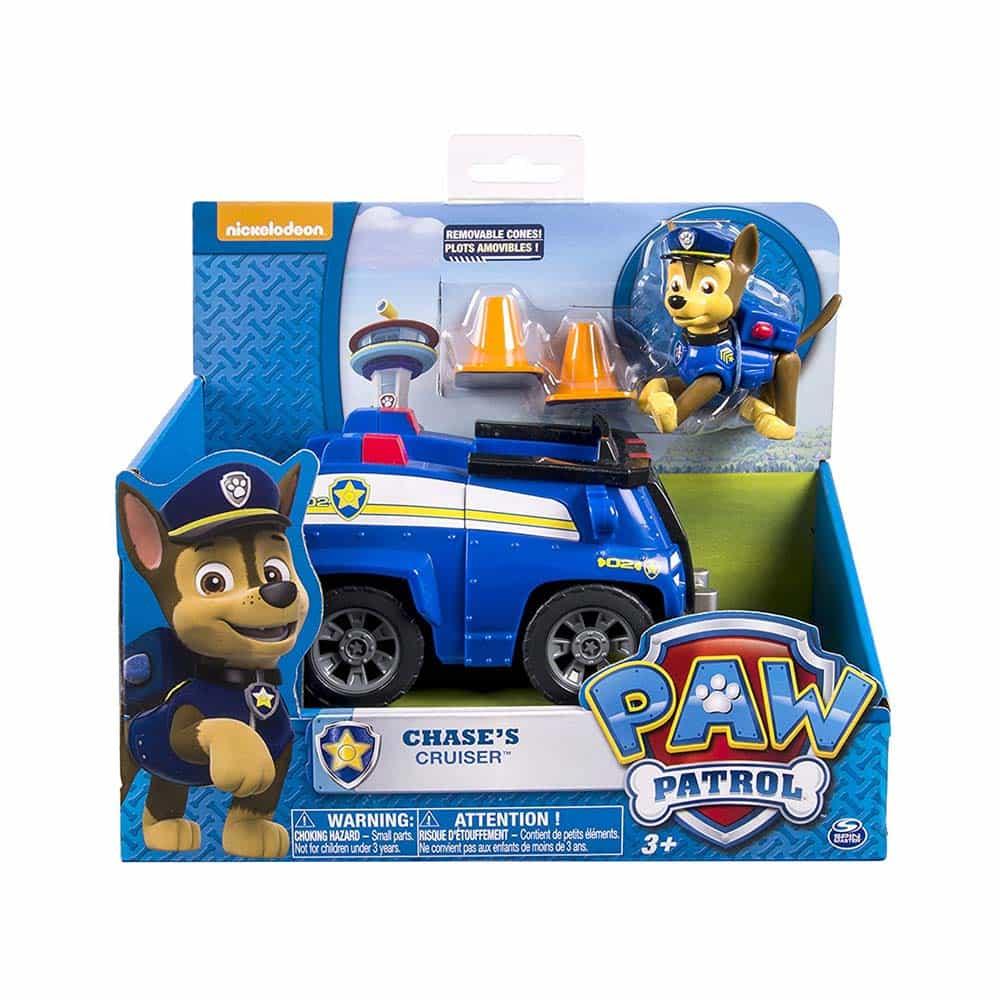 PAW Patrol Mașina lui Chase din Patrula Cățelușilor 20064014