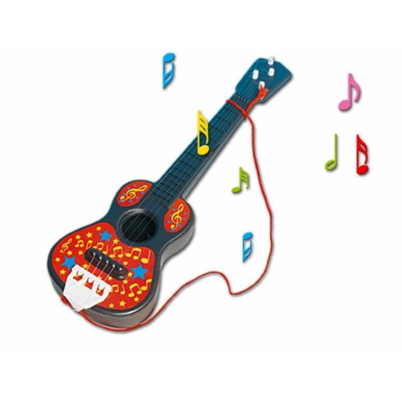 Chitară cu 4 corzi Music Guitar 42cm Tip Top TOYS