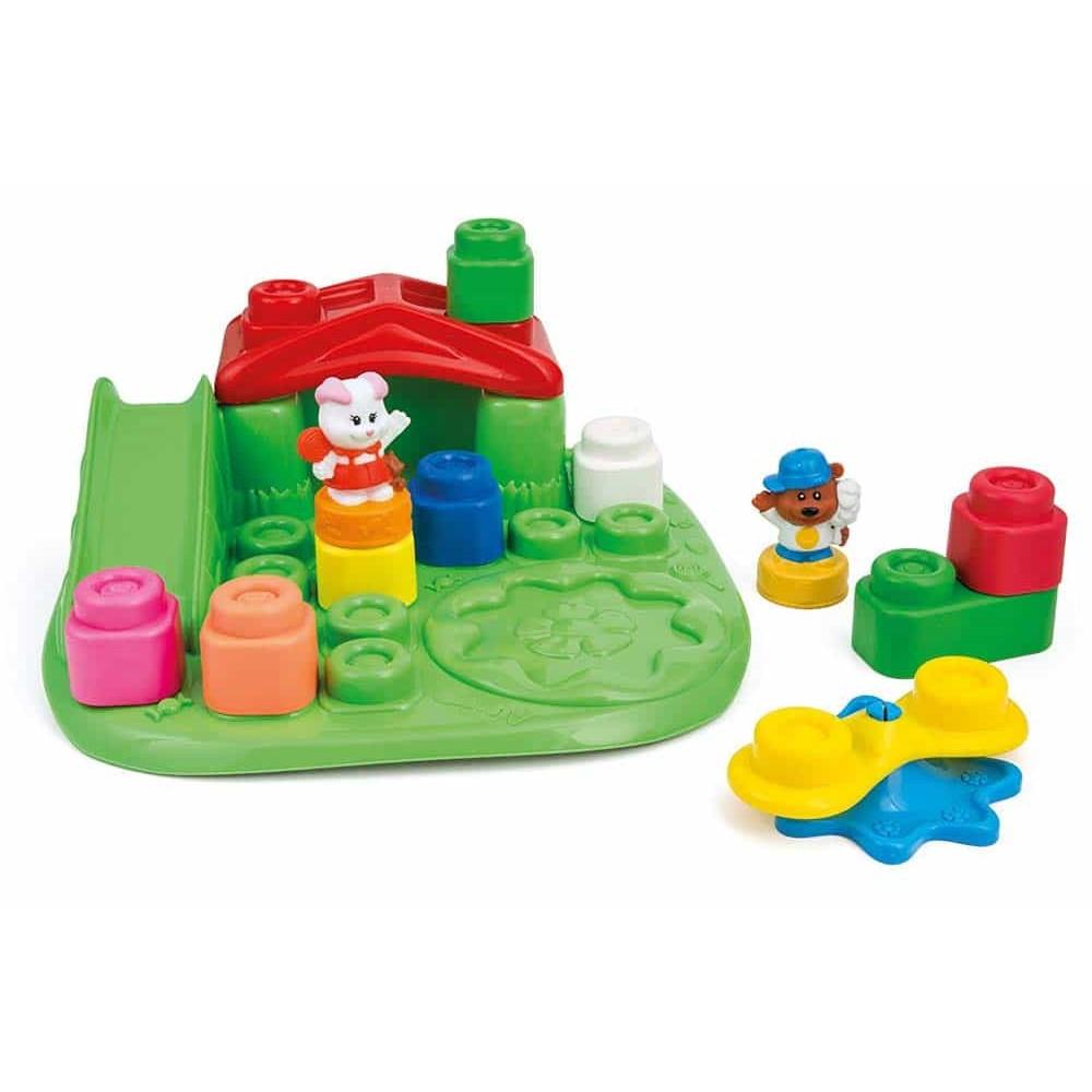 Clementoni Măsuță Parc distracție Clemmy Baby Happy park table 14829
