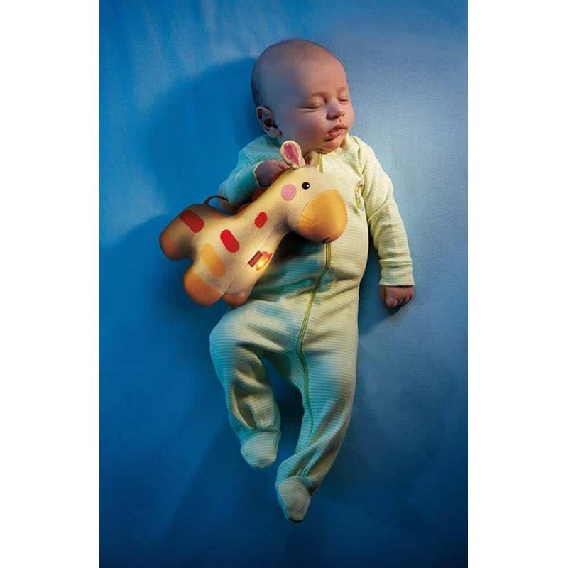 Fisher-Price Girafă muzicală din pluș Soothe and Glow CCV17 - CFD14