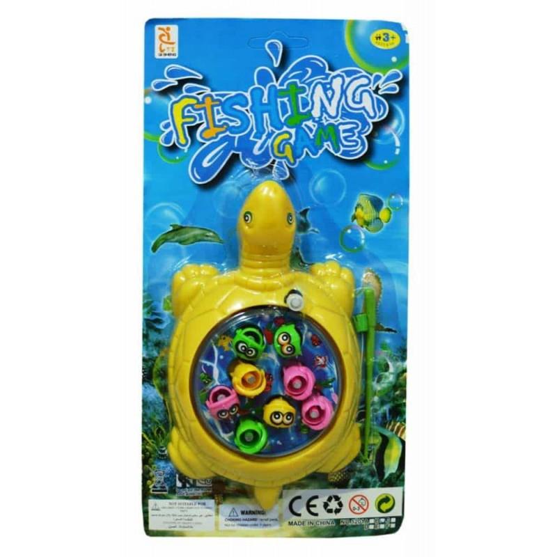 Joc competitiv pescuit cu undiță și pești cu magnet Fishing Game 1201