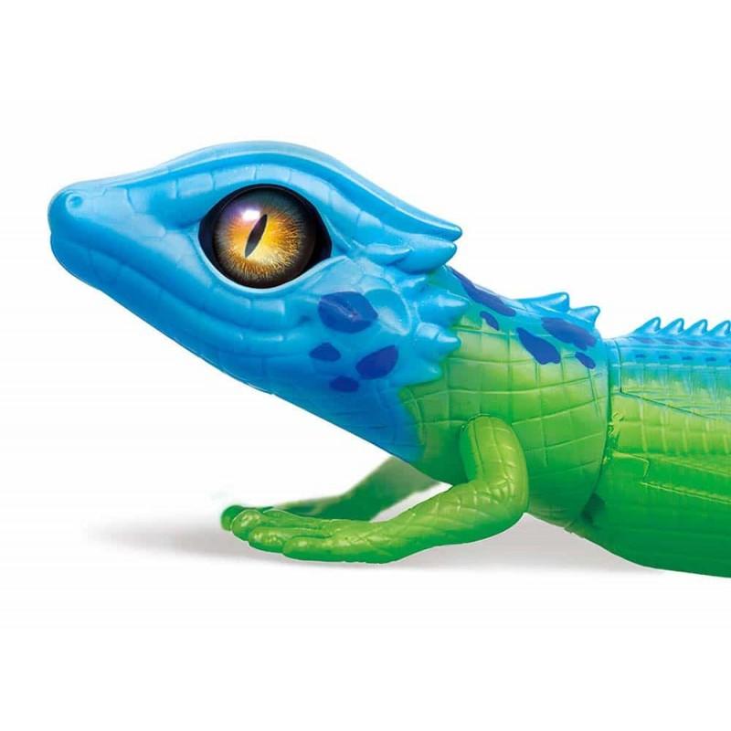 Zuru Robo Alive Robot sopârlă roșu sau albastru Lizard