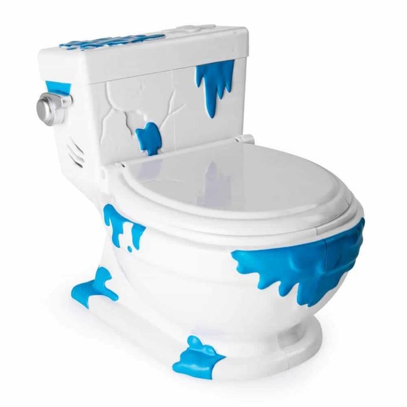 Flush Force Set 4 figurine Spin Master 6039853 set toaletă A Bowl