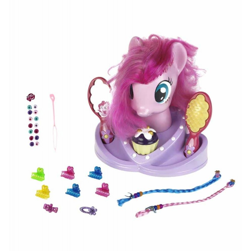 my LITTLE PONY Pinkie Pie cap de ponei care se poate pieptăna 5243