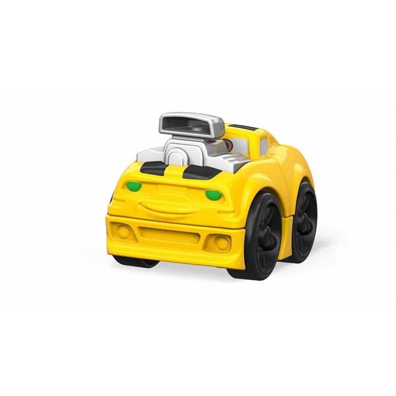 Mega Bloks Mașinuțe de concurs construibile diverse modele