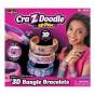 Cra-Z-Doodle Set creativ Brățară 3D Bangle Bracelets 14589 Cra-Z-Art