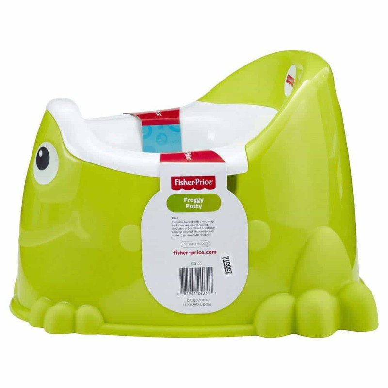 Fisher-Price Oliță Froggy DKH99 oliță broscuță pentru copii