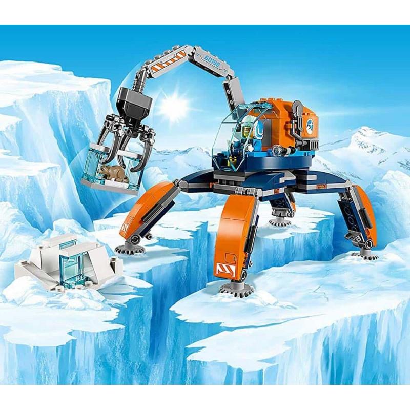 LEGO® City Macara arctică 60192 Arctic expedition ice crawler