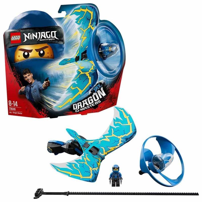 LEGO® Ninjago Jay Dragonjitzu 70646 Jay Dragon Master 92 piese