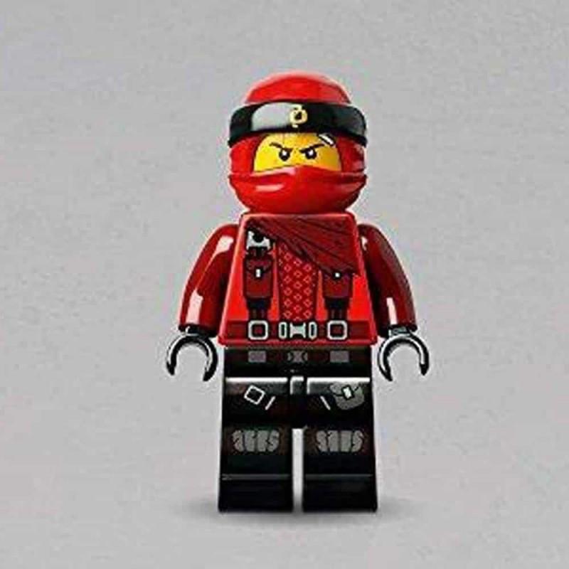 LEGO® Ninjago Kai Dragonjitzu 70647 Kai Dragon Master 92 piese