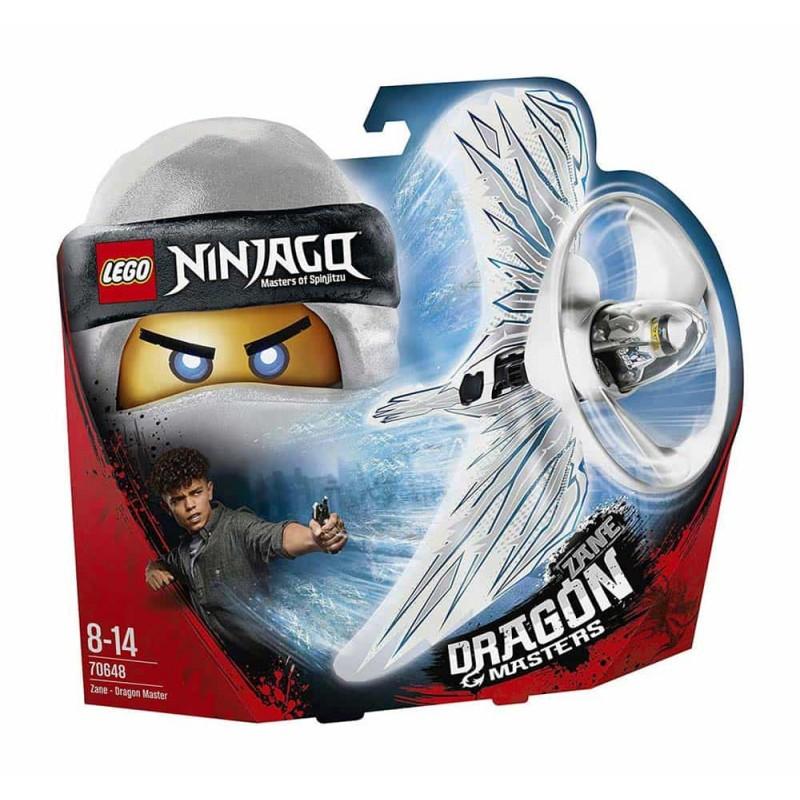 LEGO® Ninjago Zane Dragonjitzu 70648 Zane Dragon Master 92 piese