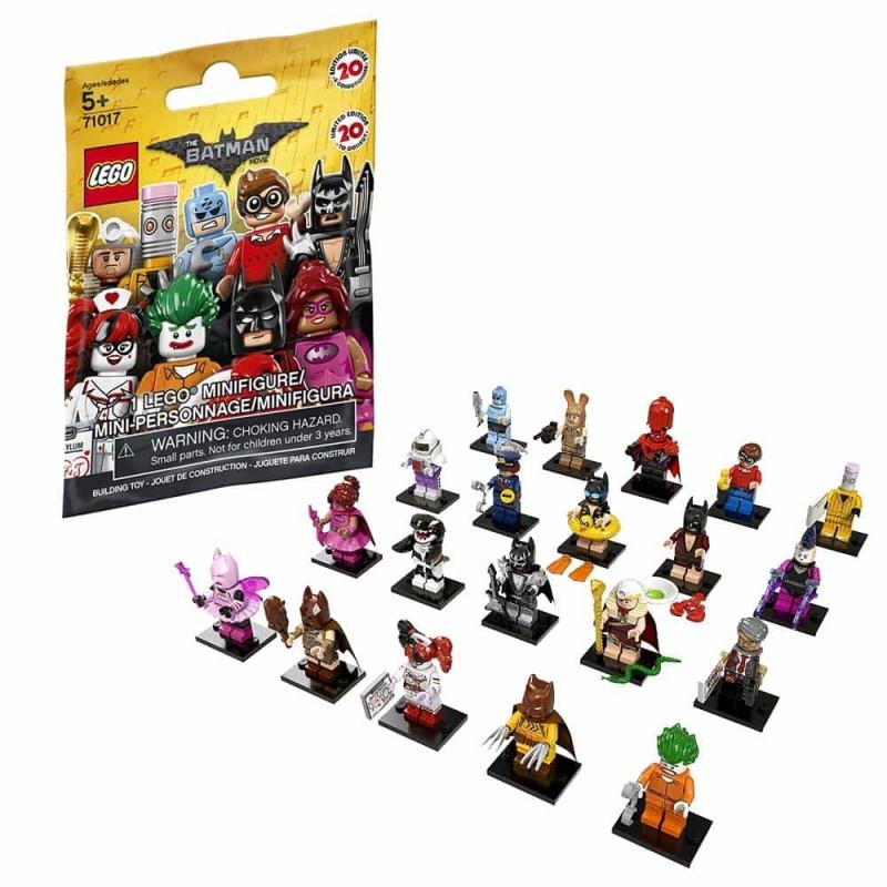 LEGO® Batman Minifigurine 71017 1buc Minifigure Batman Series