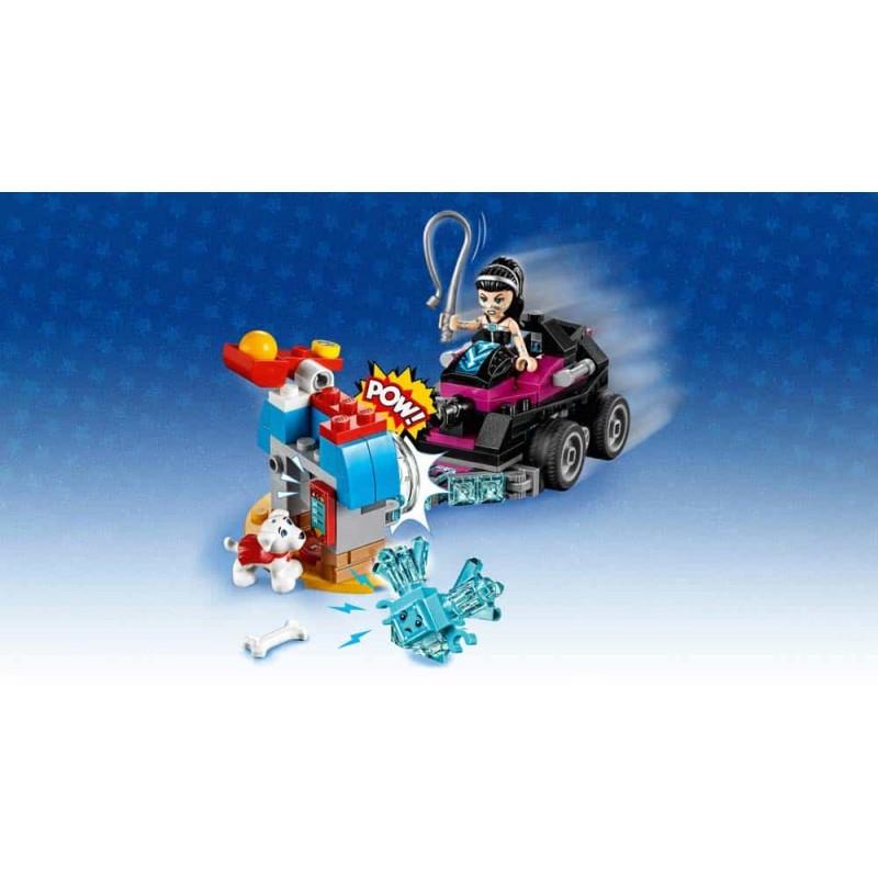 LEGO® DC Super Hero Girls Tancul Lashina 41233 145buc Lashina Tank