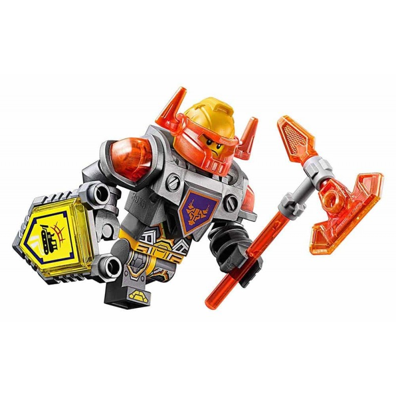LEGO® NEXO KNIGHTS Cei trei frați 70350 266buc The Three Brothers