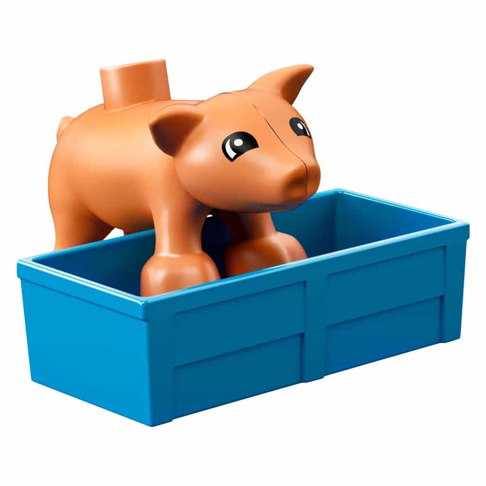 LEGO® DUPLO Animalele de la fermă 10870 16buc Farm Animals