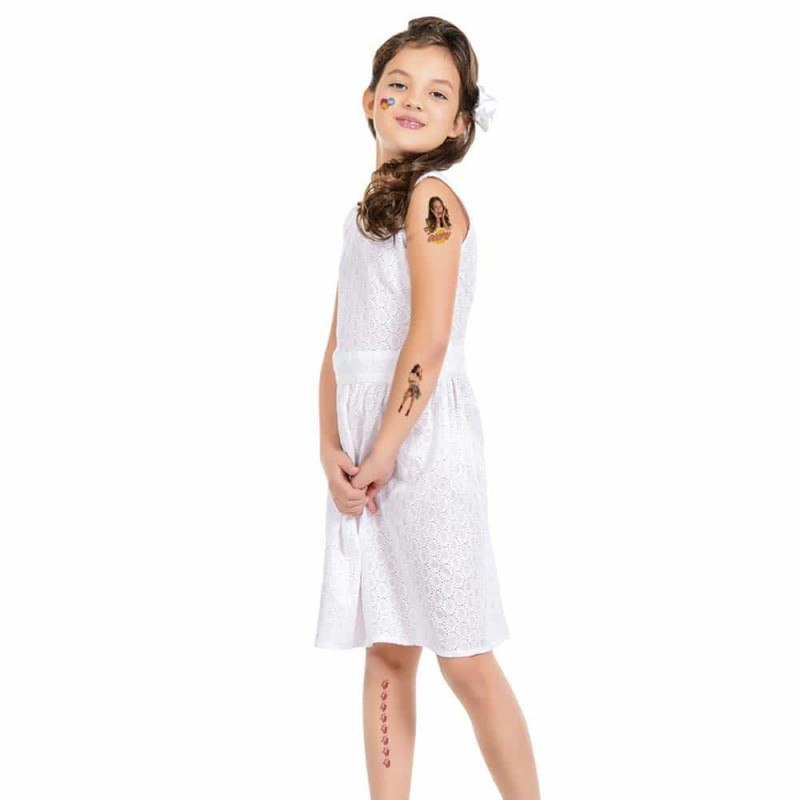 Set Tatuaje Soy Luna Disney 70031001 Tattoo Set Giochi Preziosi