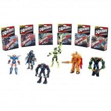 Kombo Force set 2 buc figurine de joacă KMC06010 Giochi Preziosi