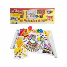 Play-Doh Set creativ cu 100 piese CPDO103 Metrul meu de colorat