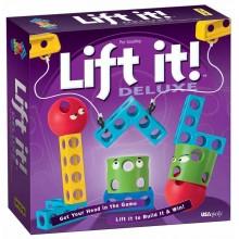 Lift it! Joc de societate Clementoni - joc de masă