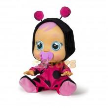 iMC Toys Cry Babies păpușă interactivă care plânge Lady 96295