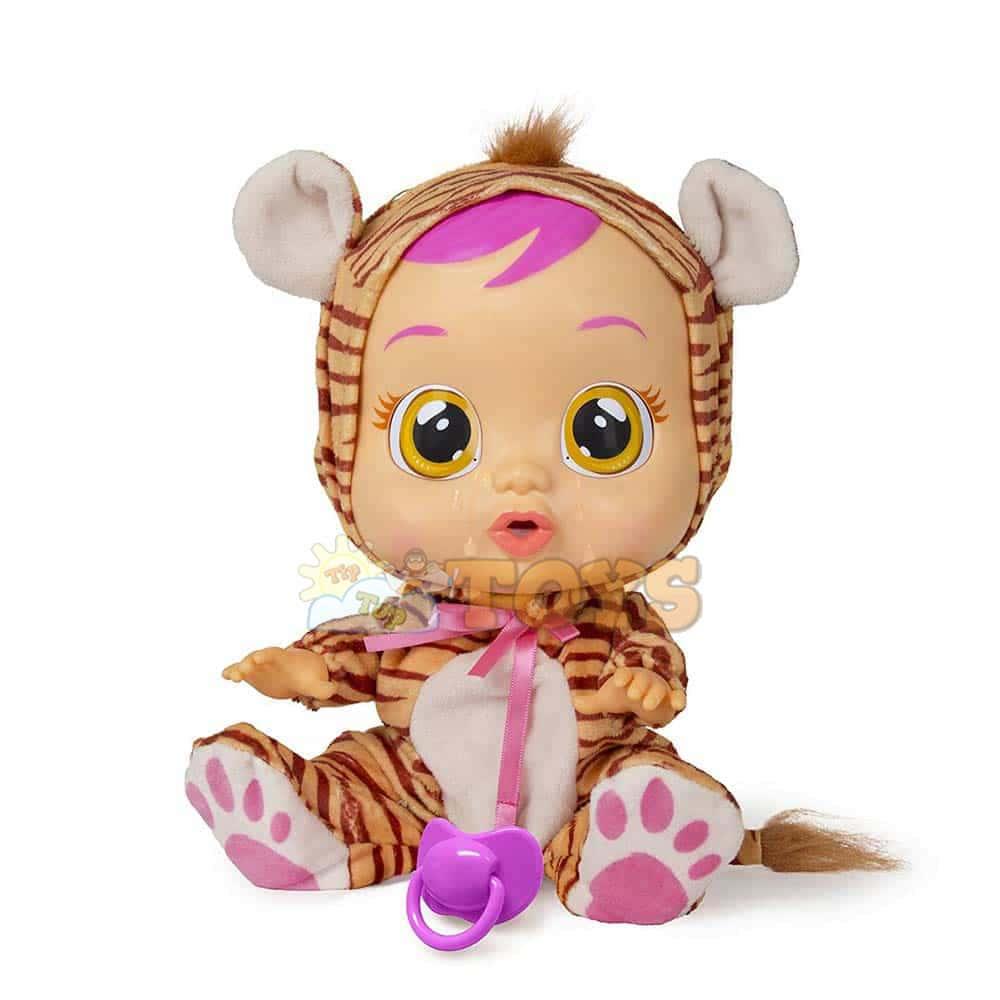 iMC Toys Cry Babies păpușă interactivă care plânge Nala 96387