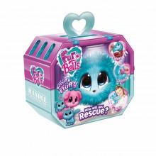 Jucărie de pluș Fur Balls Turcoaz Aqua FUR635A figurină pluș albastru