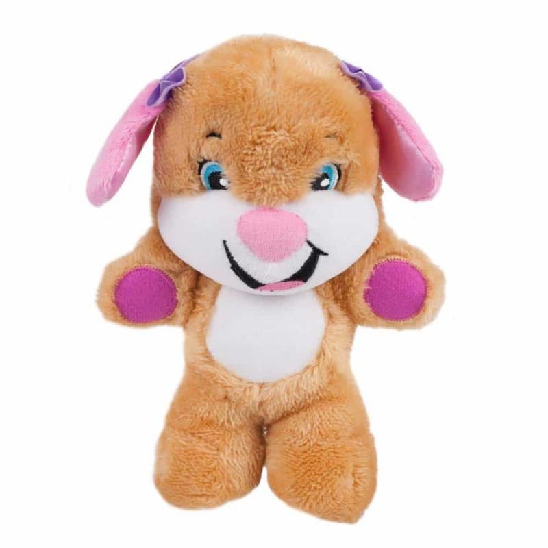 Fisher-Price Cățel 20cm pluș figurină fete Mattel - fără funcții DKL8281