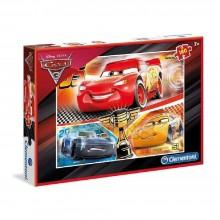 Clementoni Puzzle Cars 3 Disney Pixar cu 180 piese 07341