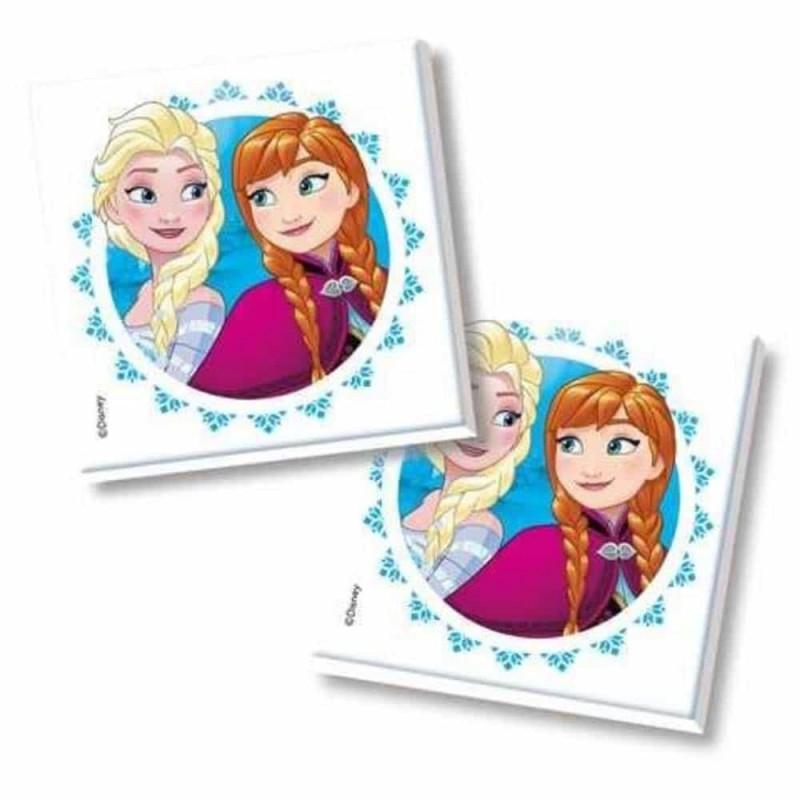 Clementoni Puzzle și joc memorie Disney Frozen cu 60 piese 07916