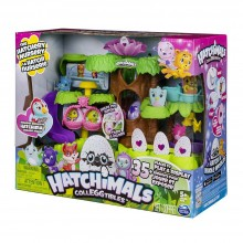 Hatchimals Colleggtibles Set grădinița veselă Nursery Spin Master