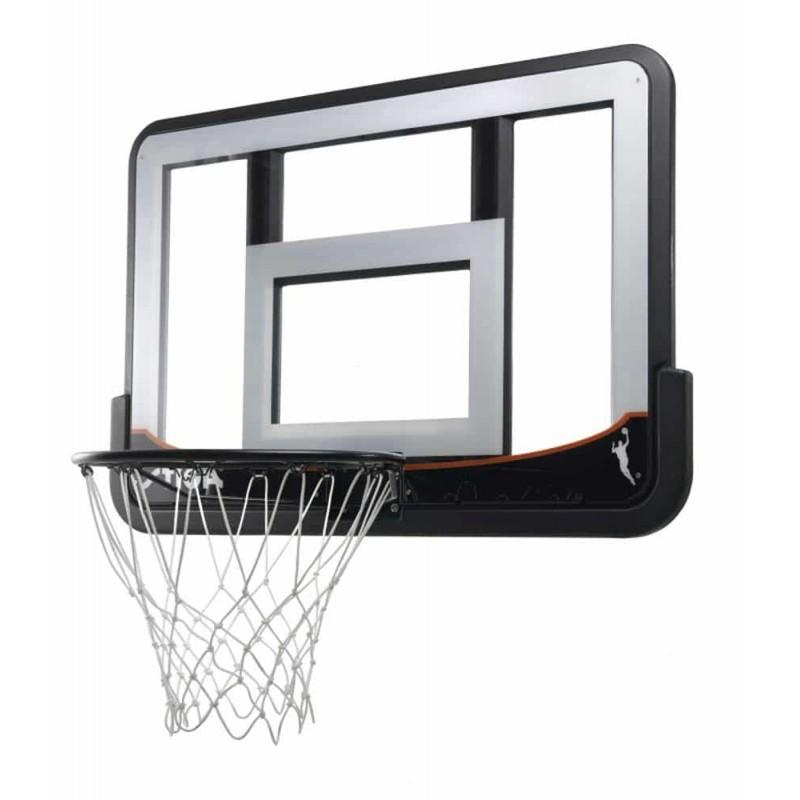 Panou coș de baschet cu inel și plasă STIGA Precision Hoop transparent