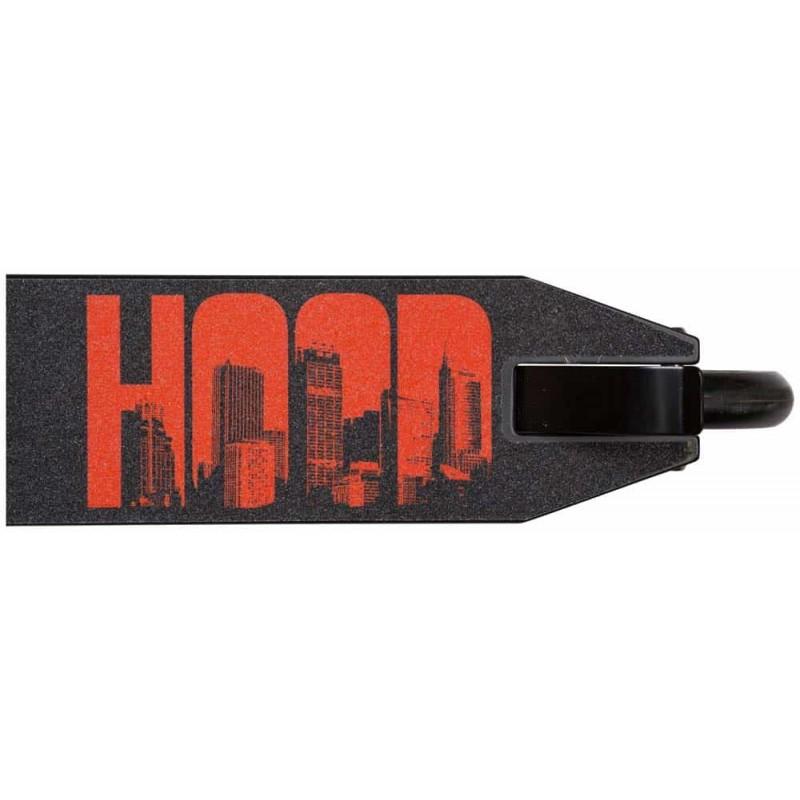 STIGA trotinetă free style Hood Stunt negru - portocaliu 80-7456-01