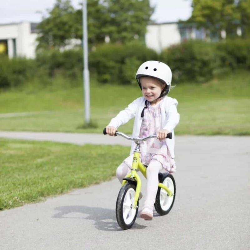 STIGA Bicicletă Runracer Balance fără pedale lime 80-5100-09
