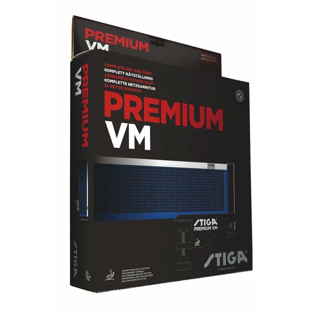 Fileu tenis de masă STIGA Premium VM cu înălțime reglabilă 6395-00