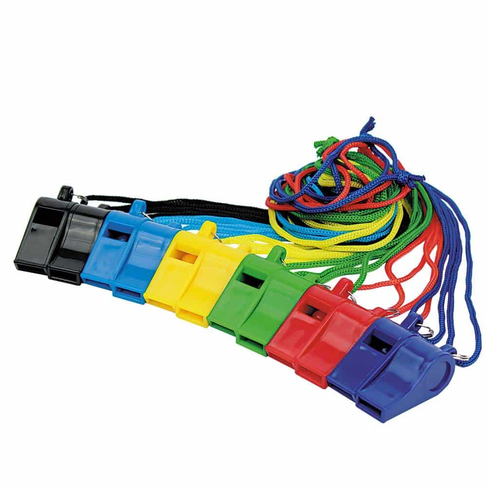 Fluier Spokey Happy Song diverse culori - 1 buc - 83601