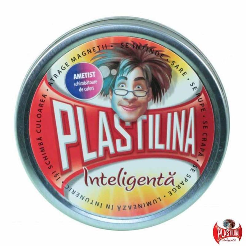 Plastilina Inteligentă Originală Schimbătoare culori - Ametist 0082