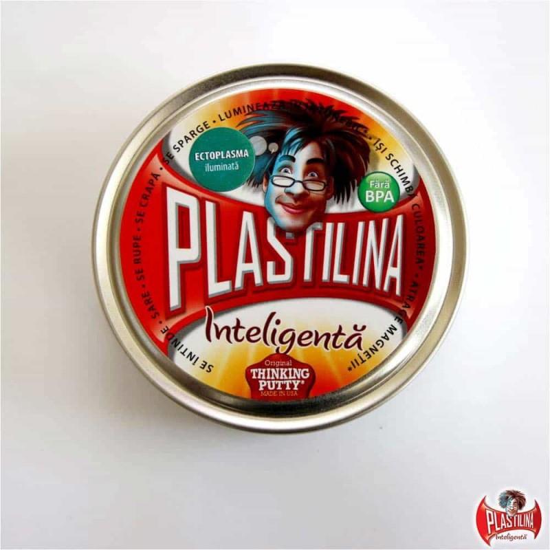 Plastilina Inteligentă Originală Iluminată - Ectoplasma 0157