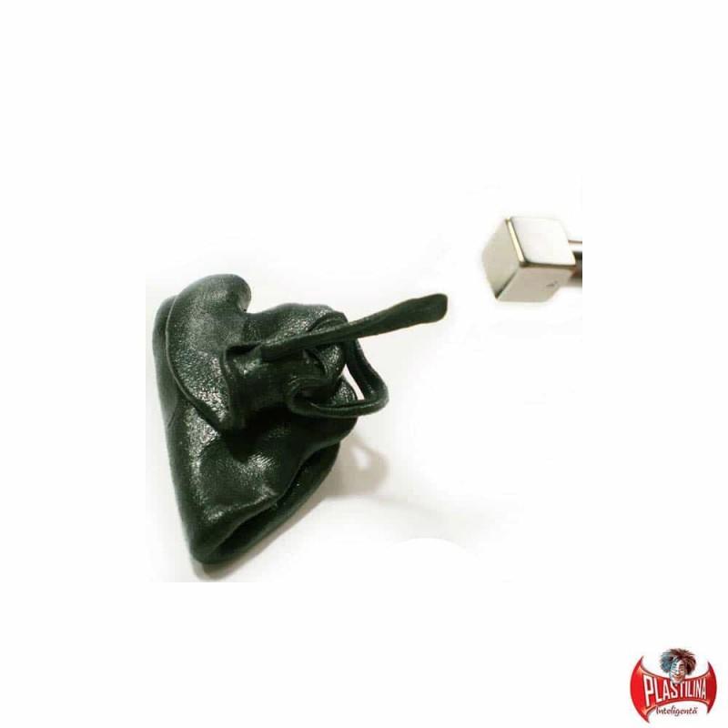Plastilina Inteligentă Originală Magnetică - Super magnetică Neagră 0280