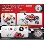 Set construcție magnetic GEOMAG Wheels Team Speed 710 - 25 piese