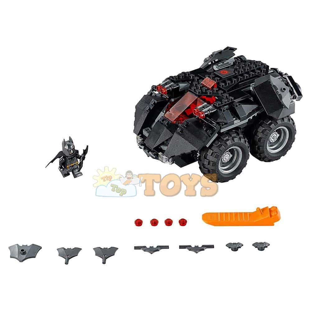 LEGO® Batman Batmobil controlat prin aplicație 76112- 321 piese