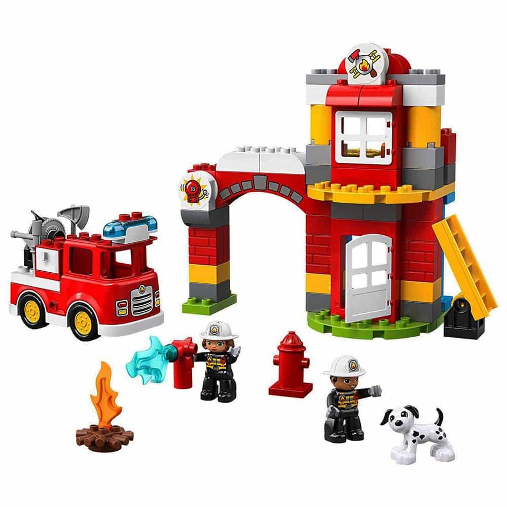 LEGO® DUPLO Stație de pompieri 10903 - 76 piese Fire Station