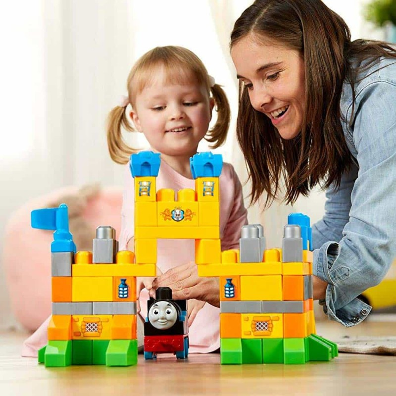 Mega Bloks Set construcție Thomas & Friends La castelul Ulfstead FVJ82